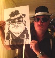 A Chester Caricature Artists For Hire